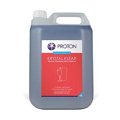 Krystal Klear Glasswash Rinse Aid 2x5L