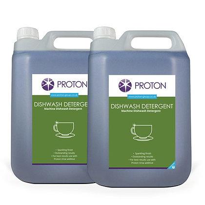 Proton Dishwash Detergent 2x5L