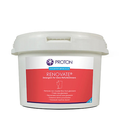 Renovate® – The Glass Maintainer and Restorer 5KG