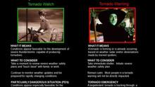 Tornado Watch vs Tornado Warning