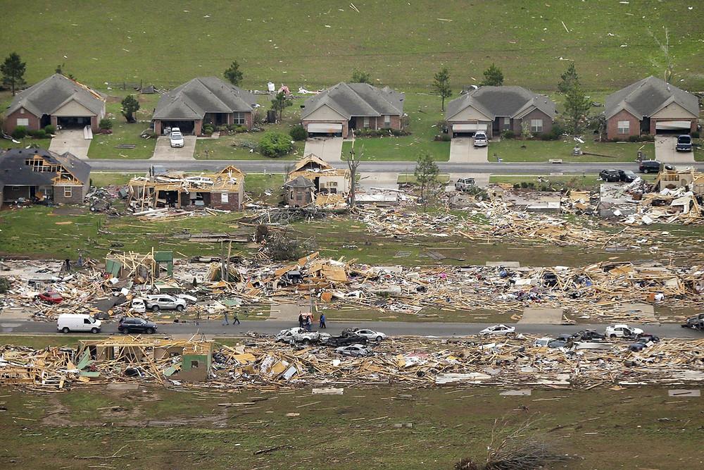 tornado shelters