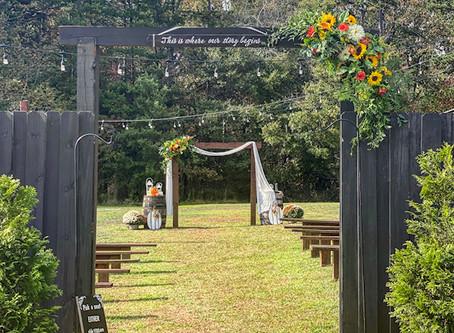 Wedding and Event Prep