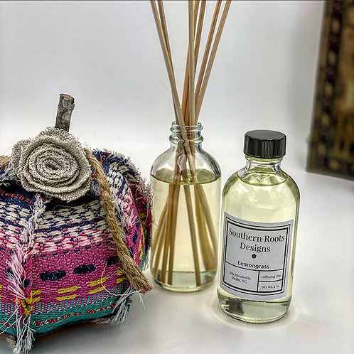 *Temporarily Out Of Stock*Lemon Grass Reed Diffuser