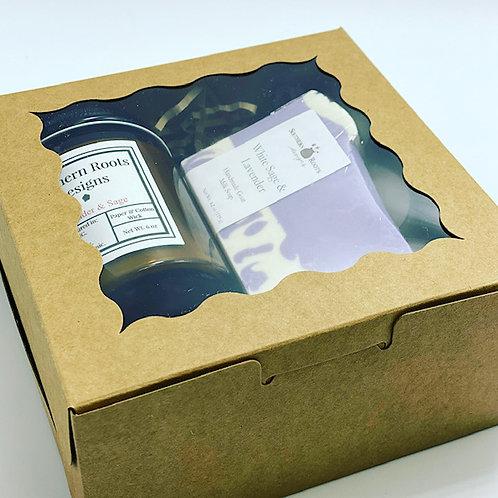 Lavender and Sage Gift Set