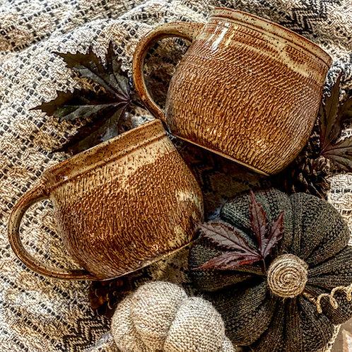 Staying Warm Soup Mugs