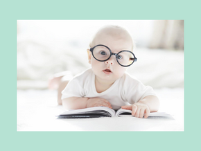 """Looking at our baby's behaviours always through a """"Tired Lens""""."""