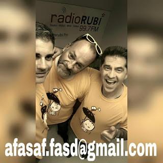 Els nois de Ràdio Rubí col·laboren amb nosaltres