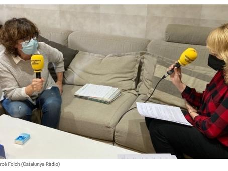 """Sábado 15 de mayo a las 22:00  """"SOLIDARIS de Catalunya Ràdio"""" dedica 1 hora a hablar de SAF"""