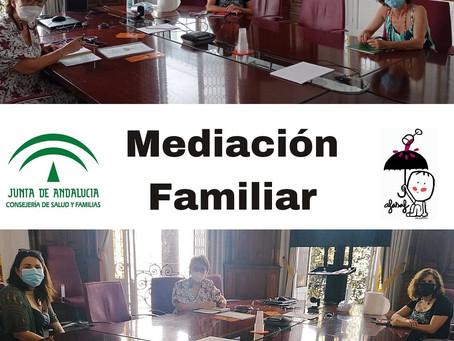 Mediación Familiar · SAF Andalucía