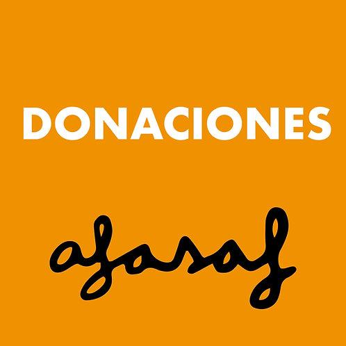 Donación