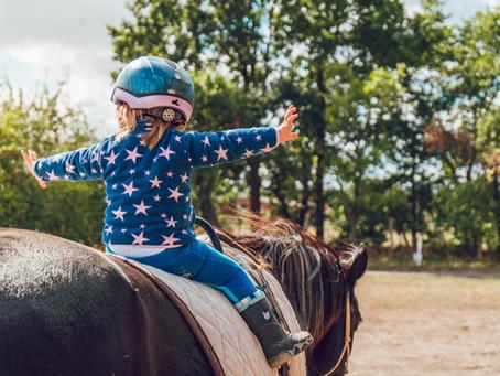 La terapia asistida por caballos (TEAC)