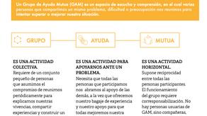 GAMs - Grupos de ayuda mutua