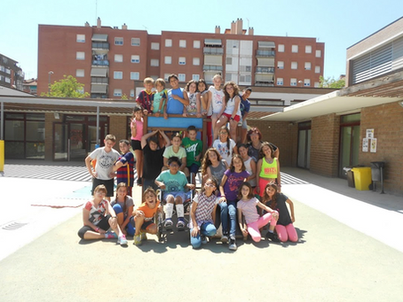 Escola  Mercè Rodoreda de Martorell