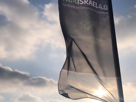 AgrIsrael 4.0 - parte 1