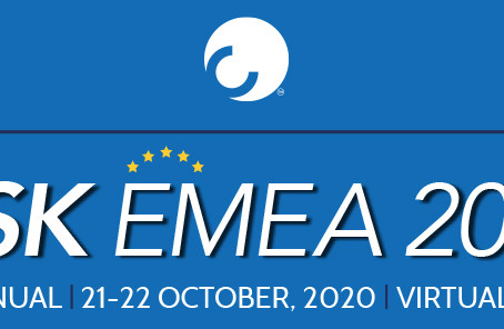 Overview of the Risk EMEA Conference 21-22 October 2020