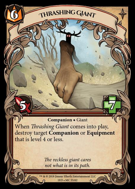 Thrashing Giant