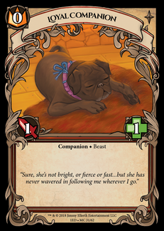 Loyal Companion