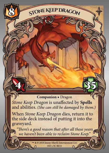Stone Keep Dragon