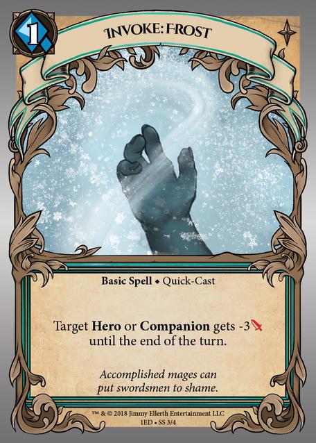 Invoke: Frost
