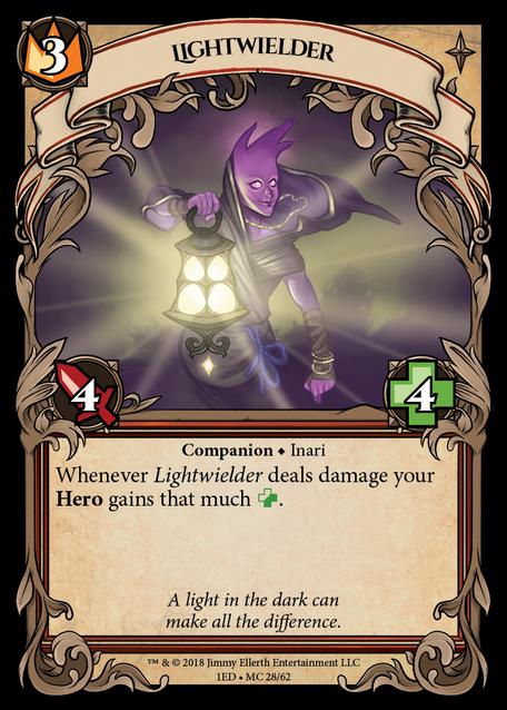 Lightwielder