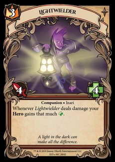 Lightwielder