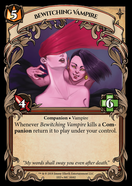 Bewitching Vampire
