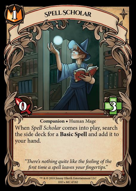 Spell Scholar