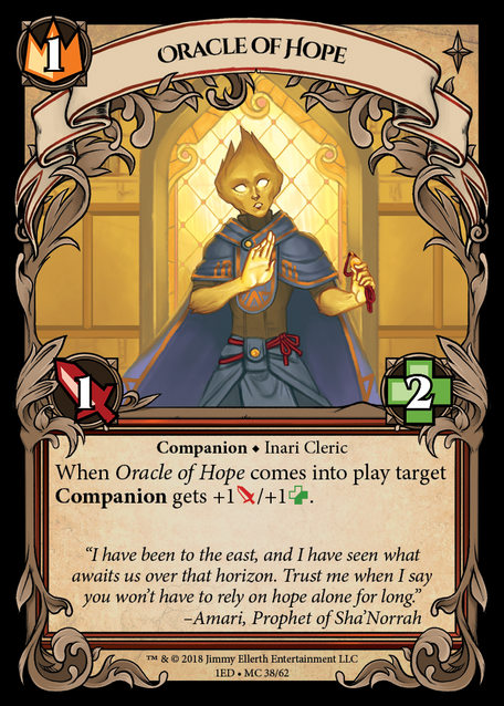 Oracle of Hope