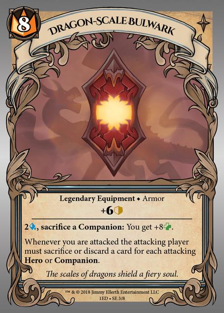 Dragon-Scale Bulwark
