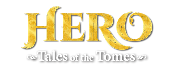 Hero: Tales of the Tomes logo