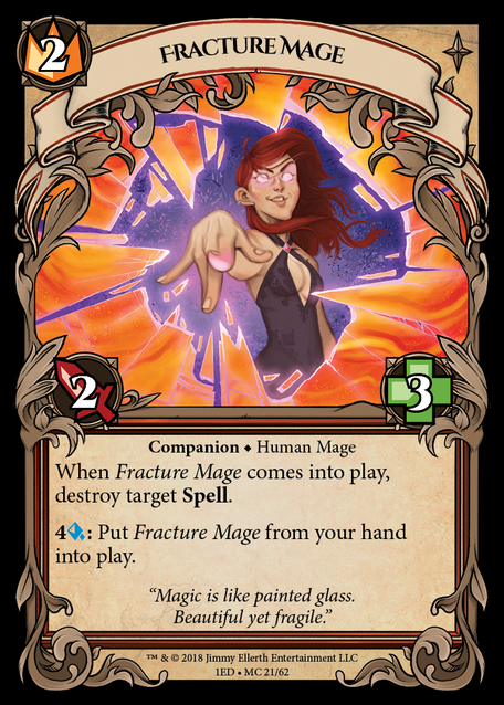 Fracture Mage
