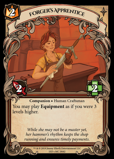 Forger's Apprentice