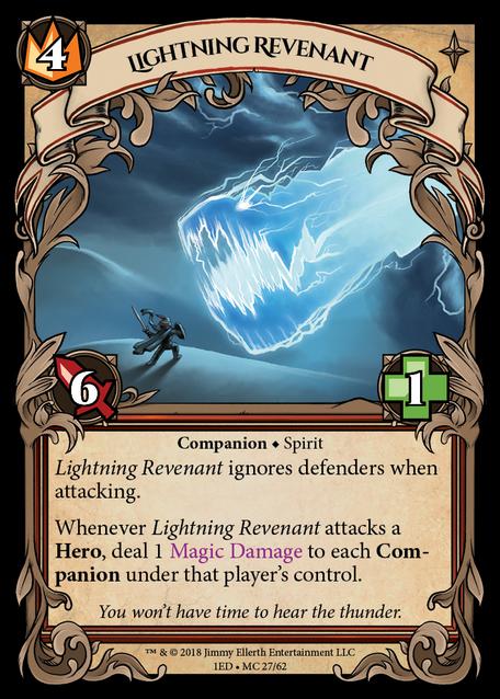 Lightning Revenant