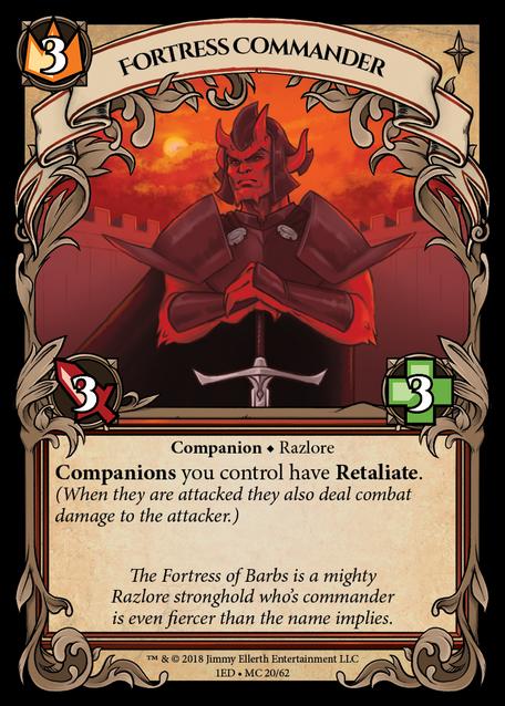 Fortress Commander