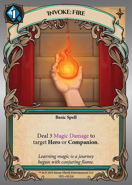 Invoke: Fire
