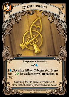 Gilded Trinket