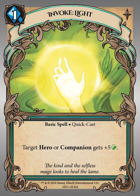 Invoke: Light