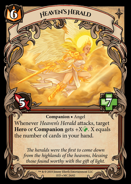 Heaven's Herald