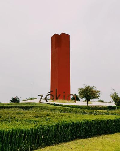Entrada Zakia Querétaro