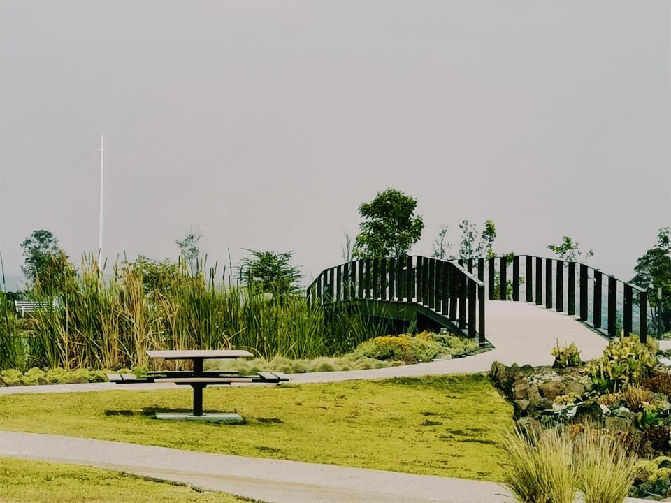 Jardines Zakia Querétaro