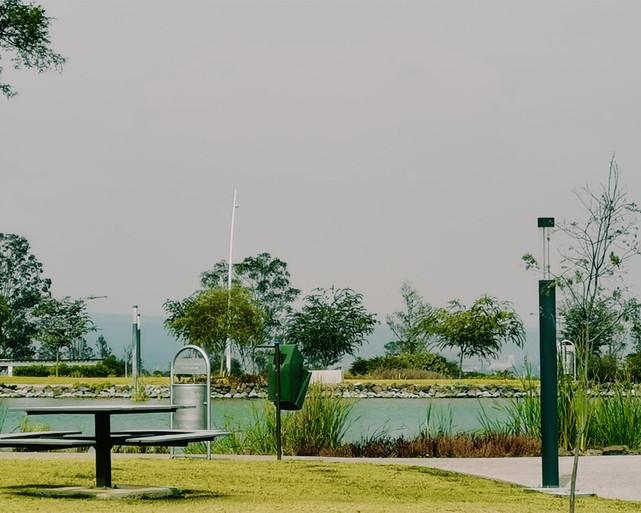 Lago Zakia Querétaro