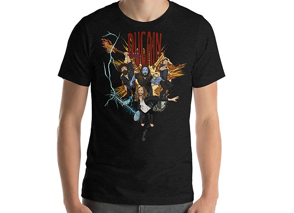 Rock N Roll Avengers - Short-Sleeve Unisex T-Shirt