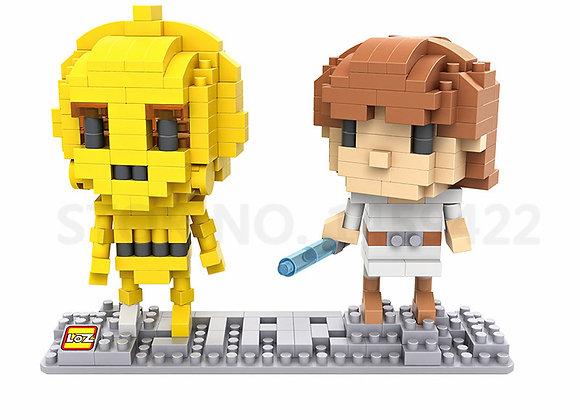 Starwars - Luke & C3PO