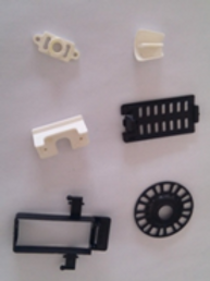 A600 Plastic Parts Set