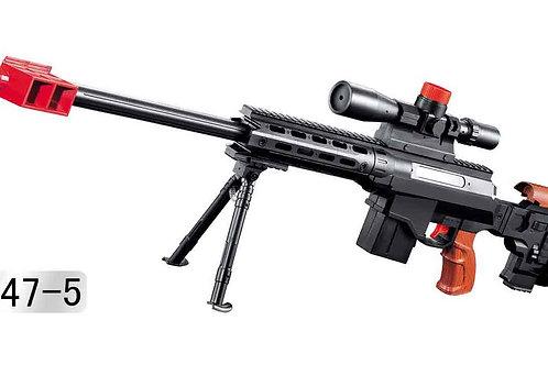 Orbeez Gunz - Black Rifle