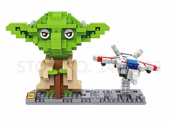 Star Wars - Yoda & Spaceship