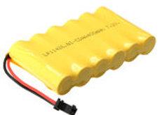 7.2V 400mah battery