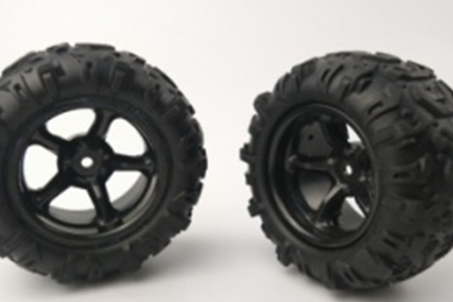 SHREDDER Tires(2)