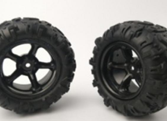 DESERT RUSH Tires(2)