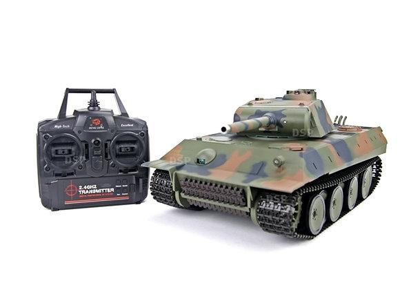 V6.0 1:16 German Panther RC Battle Tank
